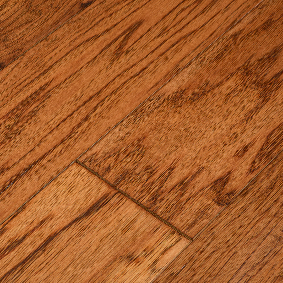 Hickory Sorghum 5 Engineered Hardwood Flooring Modern