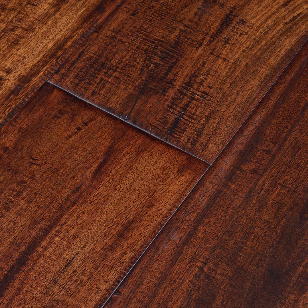 Acacia Cocoa Brown Plus 6 Engineered Hardwood Flooring