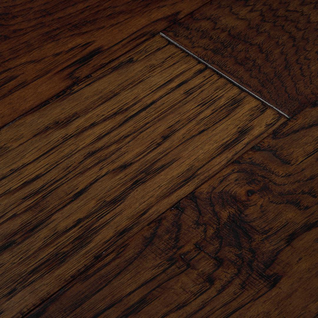 Hickory Gunstock 6 189 Engineered Hardwood Flooring Modern